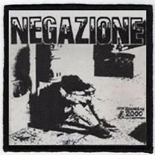 NEGAZIONE PATCH / SPEED-THRASH-BLACK-DEATH METAL