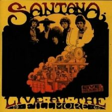 SANTANA - LIVE AT THE FILLMORE-1968 2 CD 9 TRACKS CLASSIC PSYCHEDELIC ROCK NEU
