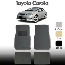 2000 ~ 2006 2007 2008 2009 For Toyota Corolla Floor Mats