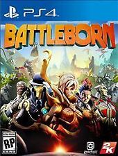 Battleborn - Playstation 4 Ps4 Brand Video Game Sony Factory Sealed