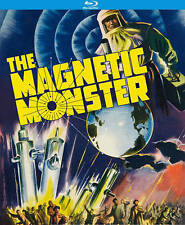 The Magnetic Monster (Blu-ray Disc, 2016) Brand New