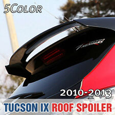 Rear Roof Wing Spoiler Painted For HYUNDAI 2010 2011 2012 2013 Tucson ix