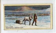 (Jl439-100) Players,Polar Exploration 2nd,Exercising a Siberian Pony,1916 #8