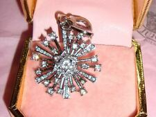 NWT Juicy Couture Snowflake Charm wear on a Bracelet Necklace or Handbag