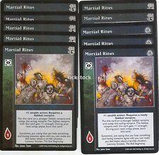 Martial Ritus x10 BH 3rd Ed
