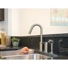 Danze D409030SS Amalfi One Handle Kitchen Faucet with Sidespray 719934810905