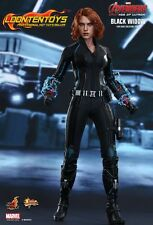 Hot Toys 1/6 MMS288 – Avengers: Age of Ultron Black Widow IN STOCK