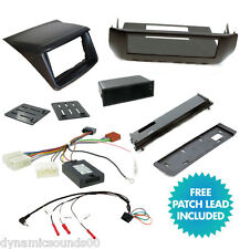 Mitsubishi L200 2012  Double Din Car CD Stereo Fascia Fitting Kit CTKMT07