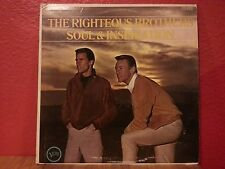 Righteous Brothers Soul & Inspiration Vinyl LP Verve Records V6/5001