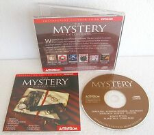 THE MYSTERY COLLECTION (1995) PC GAME INFOCOM IN INGLESE ACTIVISION