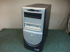 DELL DIMENSION 8100 TOWER VINTAGE COMPUTER P4 1.7GHz 768MB FREE SHIPPING in USA