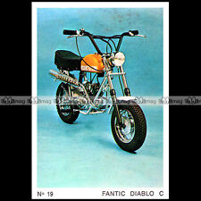 #amp72.019 ★ FANTIC DIABLO CROSS TX 104 Mini Bike ★ Americana Moto Parade 72