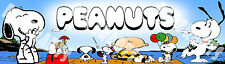 Personalized Snoopy Custom Name Painting Poster Art Home Decor Wall Banner