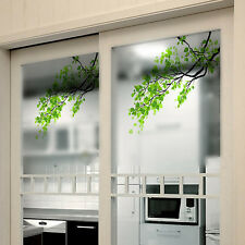 DIY Self Adhesive Privacy Office Home Bedroom Frosted Glass Film Window Sticker
