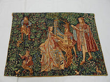 Vintage Beautiful Singing Scene Needle Point Tapestry 107x78cm (T709)