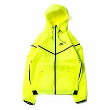 Nike Tech Aeroshield Windrunner  Men's Jacket - SZ XL Volt 642860 702 NSW LAB