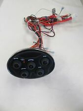 """TRITON TR151P03278 DISPLAY TOUCH PAD SWITCH RING PANEL 6 3/4"""" X 5"""" BOAT"""