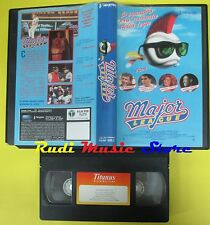 film VHS MAJOR LEAGUE 1991 VIDEOGRAM TITANUS  92 minuti (F68) no dvd