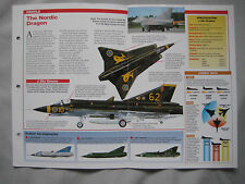 Aircraft of the World - Saab J 35J Draken