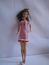 Red dress for Barbie,