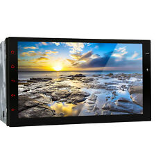 ANDROID 6.0 4K TOUCHSCREEN CAR STEREO GPS NAVIGATION PLAYER RDS AUTORADIO SYSTEM