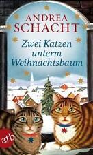 Zwei Katzen unterm Weihnachtsbaum von Andreas Schacht (2011, Taschenbuch)