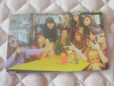 (ver. Group TYPE H) SNSD 2nd Album Oh! Photocard K-POP All Member