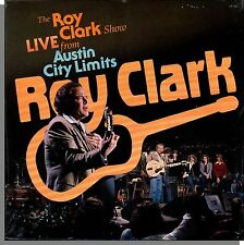 Roy Clark - Live From Austin City Limits - New 1982 Country LP Record!