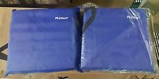 2 PACK Type IV Boat Cushion USCG Approved Throwable Flotation Device - BLUE