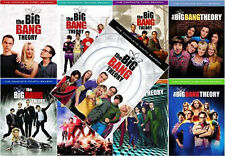 The Big Bang Theory -The Complete Seasons 1-9 New DVD box set - free shipping