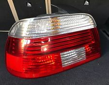 OEM BMW E39 LED Tail Light Euro Clear Sport 528i 530i 540i Driver Side