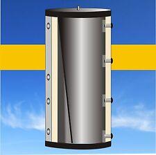 Pufferspeicher 800 L Warmwasserspeicher Solarspeicher Solar Boiler Wärmespeicher