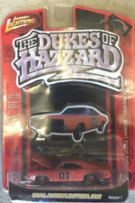 Johnny Lightning Dukes of Hazzard General Lee 1969 Dirty Dodge Charger 1:64