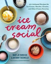 Ice Cream Social by Anthony Tassinello and Mary Jo Thoresen (2016, Paperback)