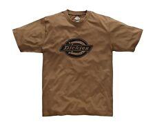 Dickies Woodson Work Workwear T-Shirt in Khaki, Size S - XXL