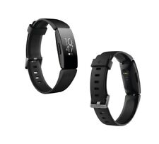 Fitbit Inspire HR Fitness Tracker - Black (FB413BKBK)