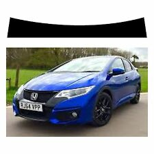 Pre Cut Sunstrip for Honda Civic Mk 8 2006 to 2010, no trimming required!!!!