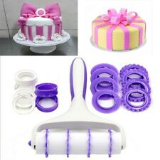 Cake Rolled Fondant Tools Pastry Cutters  Decorat Baking Random Color