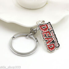 The WALKING DEAD Keychain AMC key chain Rick Grimes cosplay collectible