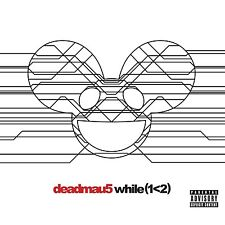 DEADMAU5 - WHILE (1 2) 2 CD NEU