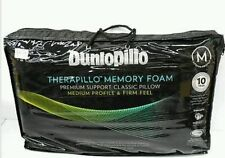 Tontine- Dunlopillo Therapillo  Medium Profile  Memory Foam Pillow RRP $159.95