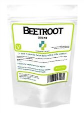Beetroot max-strength 3500mg (50 capsules) -high blood pressure hypertension