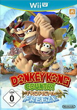 Donkey Kong Country Tropical Freeze für Wii U