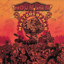 MOUNTAIN - MASTERS OF WAR - CD
