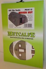 Metcalfe PO415 - Nissen Hut - Card Kit - New. (00)