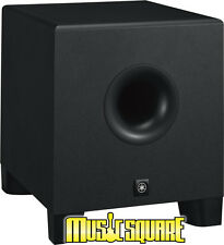 "Yamaha HS8S 8"" Powered 150W Subwoofer HS-8s Active Monitor Sub for HS8, HS5, HS7"