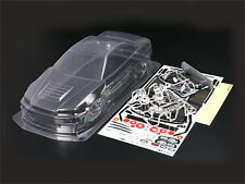 Tamiya 1/10 RC Nismo R34 GT-R Z-Tune Car Body Parts Set # 51246