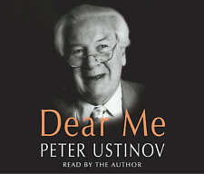 Dear Me by Peter Ustinov (CD-Audio, 2006) 3CD Audiobook read by Author