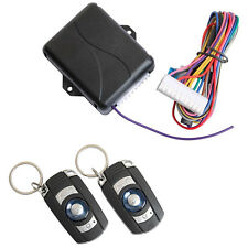 KIT TELECOMMANDE CENTRALISATION LOOK BMW VOLKSWAGEN VW GOLF 4 1.4 1.6 16v