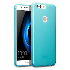 Huawei Honor 8 Case Rock Cover Ultra Slim Hybrid Flex Tech TPU Gel Survival Blue